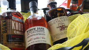 Knob Creek, Widow Jane, High West Distillery